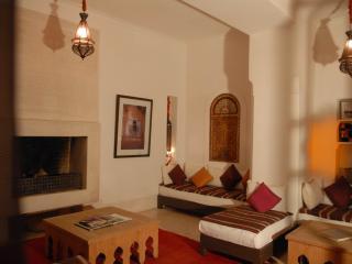 Riad Dar Aicha, Classic Room, Marrakech