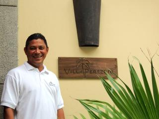 Randall, VP's House Manager & Concierge