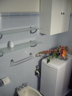 particolare, bagno