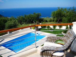 Villa Almond with private pool and sea view