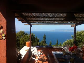 Vacanza Villa affitto Cala Piccola Monte Argentario