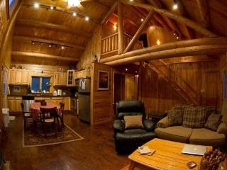 Adirondack Log Home For Rent, Lake Placid