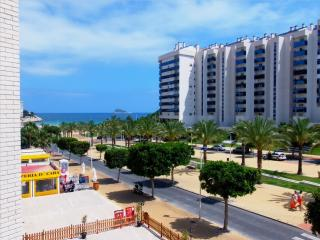 Gemelos 24. Benidorm bright condo,seaside, sea view  2bed2bth