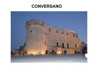 casa Sisina, Conversano