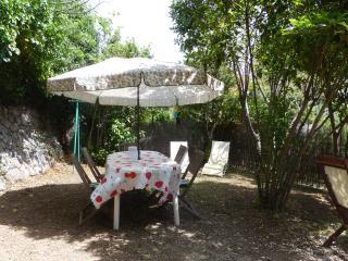 T2 R de C villa jardin privatif, Toulon
