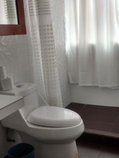 Bath in Master bedroom
