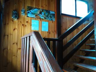 stairs that leads to the 1st floor of apartment. Separate entrance, you have your own keys