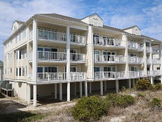 Wrightsville Dunes 3C-E - Oceanfront condo with community pool, tennis, beach, Wrightsville Beach