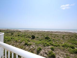 Wrightsville Dunes 3C-E - Oceanfront condo with community pool, tennis, beach