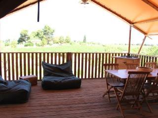 Casa Tuia Carvoeiro, glamping tent 4p. (tent1)