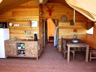 Casa Tuia Carvoeiro, glamping tent 4p. (tent2)