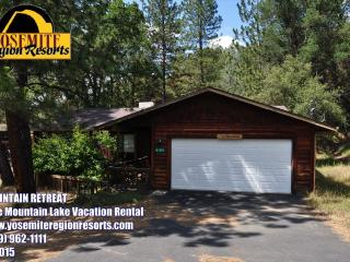 Sleeps8 DSL Roku CentralA/C 1.5m>Pool 25m>Yosemite, Groveland