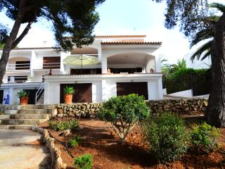 Superb Villa in Porto Petro at 15mts away from sea, Santanyi