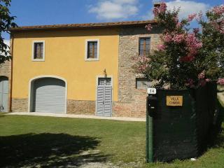 Villa Chiara in Vinci near Florence