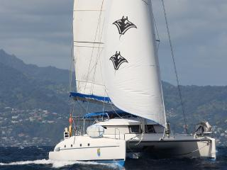 Imagination Sailing Catamaran, The Grenadines