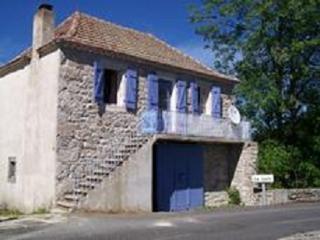 Maison du pont de Rieutord Haute ardèche, Usclades-et-Rieutord