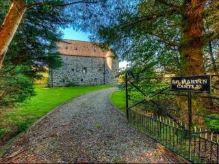 Rustic Scottish Castle Escape
