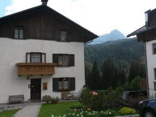Casa Pozzar vacanze a Sappada Dolomiti