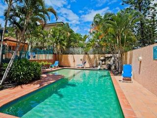 Broadbeach apartment Tropical gardens