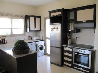 Very spacious open plan fully furnished kitchen with all modern appliances