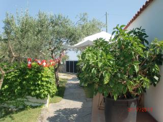 appartamento con terrazzo e giardino, Ischia