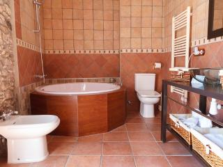 suite rosella con jacuzzi spa, Pontons