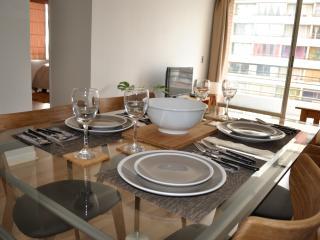 Moderno y cómodo Apartamento de 2D y 2B., Santiago