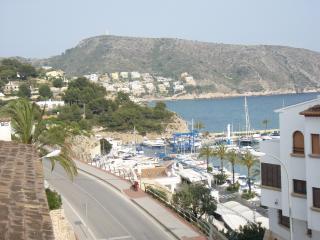 Moraira piso 5 con vistas al mar cerca de la playa