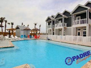 Slip on your sunglasses & flip-flops & enjoy this New Beachfront property., Corpus Christi