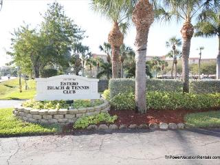 Estero Beach & Tennis Club #508C, Fort Myers Beach