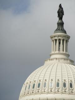 National Capitol Building Dome