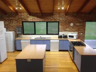 Group Lodge kitchen