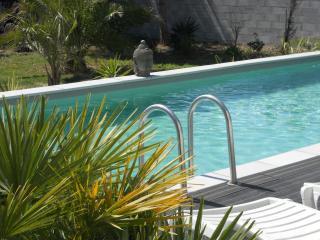 propriete contemporaine piscine et SPA 18 pers  cap d agde bord de mer