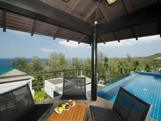 Sea View 3 bedroom villa in Surin