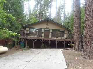Fantastic home near T.H. Lake, 3 BR/2BA, Sleeps 6, Twain Harte