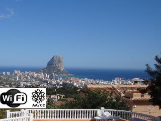Villa Bellavista - Villa with sea views in Calpe
