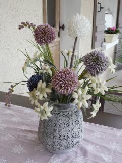 Bouquet de bienvenue