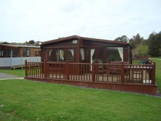 7 Forest Lodge Hafan Y Mor Holiday Park, Haven