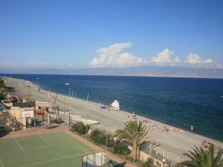 pace e tranquillita in riva al mare