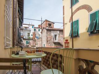 Lucca with terrace & wi-fi