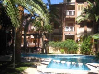 Santiago de la Ribera Apartamentos playa,piscina