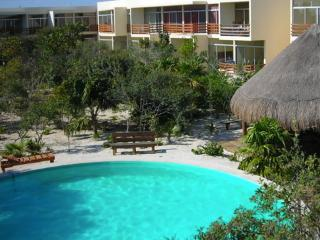 El Milagro Penthouse in Progreso Yucatan Beach
