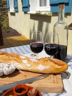 Enjoy the French way of living!