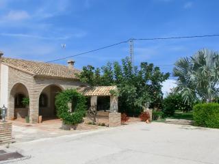 Casa de encanto a 1'5 km de la playa de Cullera