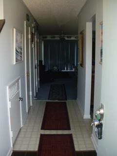 Foyer Entrance, Hallway