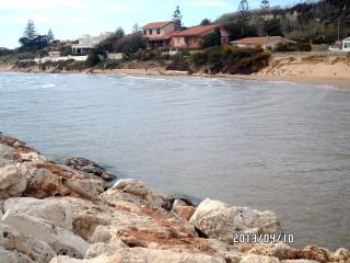 VILLA EVA  area 'A'sul mare Pozzallo