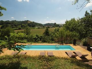 Riverside Chalet with pool near Biarritz (3), La Bastide Clairence