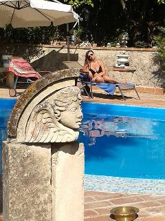 Swimming Pool Paola vacanze sicilia villa messina holiday verano