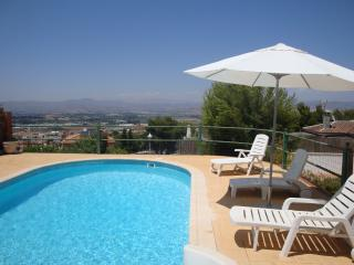 Villa with private pool in Malaga near the beach, Alhaurin de la Torre