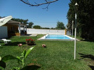 Chalet Rural  7-9 personas con piscina, Barbate